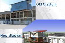 Tommy Oliver Stadium - Panama City, FL