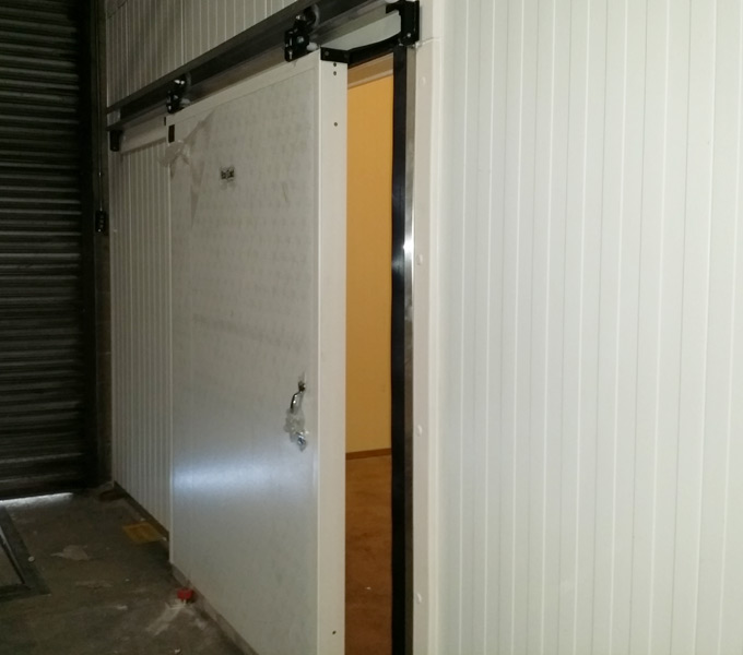 Glass Display Doors For Walk In Cooler 3 Door Coolers