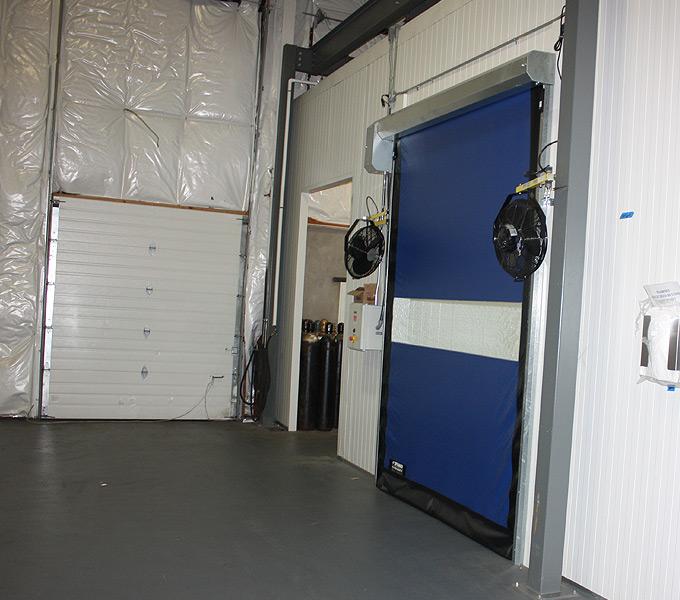 ... Cold Storage Doors ...